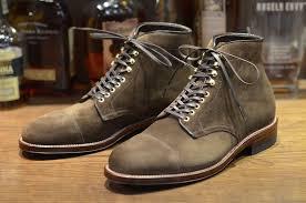 Alden Shoe Size Chart Alden Shoe Brown Suede Vanguard Boot In 2019 Boots