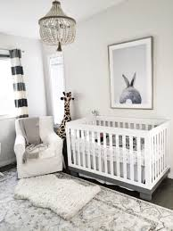 *Crib- Babyletto* Max's room makes my heart happy, I spend hours in here  just staring at him. Neutral Rug, Simple Neutral Nursery ...