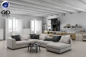 architectural engineering models. Plain Engineering Gorgeous Architectural Engineering Models Lighting Decoration Is Like  Living Room And Kitchen C4d Vray 3d Model Inside