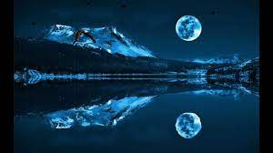 Blue Moon Wallpapers - Top Free Blue ...