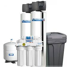 Home Water Conditioner Total Solution S10 Whole House Water Filtration System Complete
