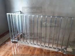 Veja mais ideias sobre guarda corpo de ferro, guarda corpo, ferro. Guarda Corpo Galvanizado Escadas Bandeirantes