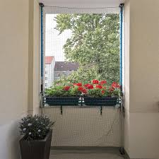 Katzenschutznetz Für Den Balkon Oder Fenster Mit H Real