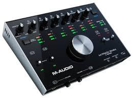 <b>M</b>-<b>Audio M</b>-<b>Track 8X4M</b> - новое поколение звукового интерфейса ...