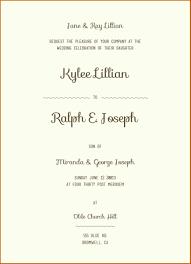 Sample Wedding Invitation Wording Sample Wedding Invitation Wording Sample Wedding Invitation