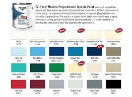 Easypoxy Color Chart Pettit Ez Poxy Easypoxy