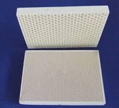 ceramic plate in oven. Modren Ceramic AluminaCordieriteMullte Infrared Ceramic Plate Used For Combustion Oven With In T