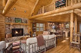 Log Homes Interior Designs Design