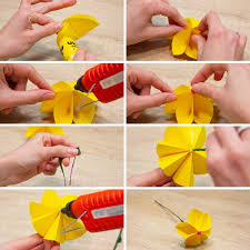 Diy Paper Flower Tutorials 10 Diy Paper Flowers And Easy Tutorials How To Make Spring