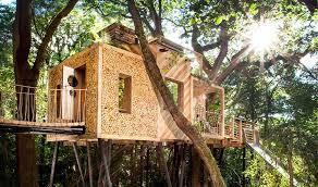 Tree House Architecture England Inhabitat Green Design Innovation Architecture