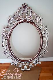 antique oval mirror frame. Divine Accessories For Home Interior Wall Decoration Using Various Ikea Oval Mirror : Fair Picture Of Antique Frame
