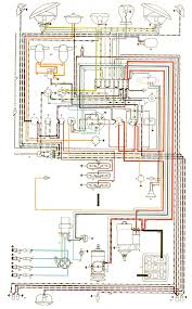 vw wiring diagrams 1962 1965 non usa