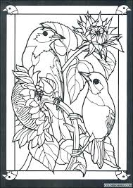Stained Glass Coloring Page Stained Glass Coloring Children Coloring