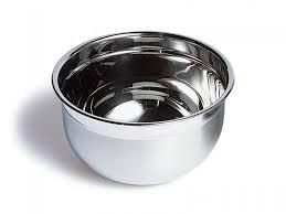 deep stainless steel mixing bowl 18cm david mellor design