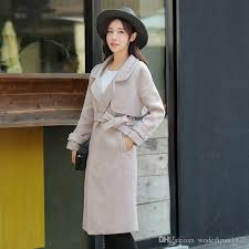 2019 <b>2016 Winter New Womens</b> Elegant Thick Long Woolen Coats ...