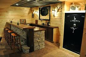 Rustic Basement Decorating Ideas Basement Bar Decorating Ideas