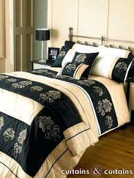 gold duvet red black and gold bedding majestic black gold duvet cover set bedding gold polka