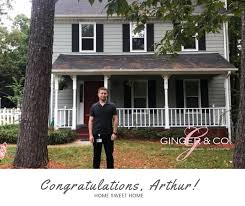 Congrats, Arthur! - Ginger & Co.