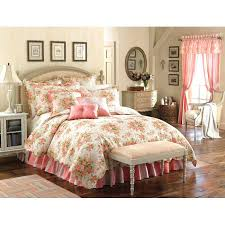 enchanting mary janes farm bedding farm vintage romance king size quilt mary janes farm chenille bedspread