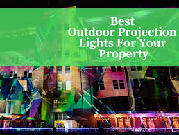 best outdoor projection lights for your