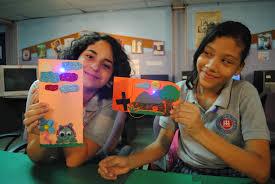 Diy Light Up Greeting Card Light It Up Maker Camp