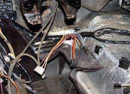 wiring and interior installation c3 corvette restoration guide 1 1997 thru 2004 c5 corvette factory leather steering wheel nice z06 zo6