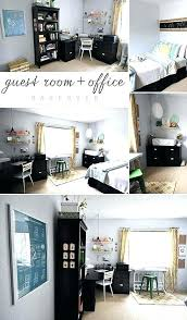 office guest room makeover home bedroom decorating ideas playroom full size office guest room r83 room