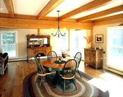 large round rug for kitchen round rug under kitchen table area rug under kitchen table image