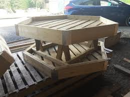 outdoor furniture pallets. Garden Bench And Seat Pads: Diy Pallet Furniture Decking Made From Pallets Outdoor
