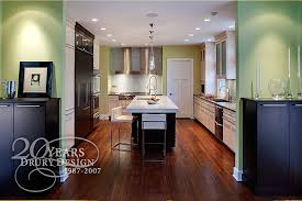 Designer Kitchen And Bath Delectable Contemporary Kitchen Design Drury Design Kitchen Bath Studio