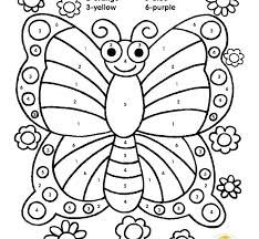 Butterfly Life Cycle Coloring Page Pages Printable Book For Adults