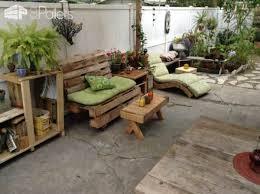 pallet outside furniture. Image10 Pallet Outside Furniture