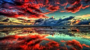 Red Clouds Nature 4k Wallpapers Uhd 4k Animals 4k Desktop Wallpaper