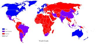 semi periphery countries