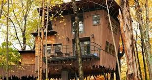 20 Awesome Treehouses That Will Astound You  HongkiatLargest Treehouse In America