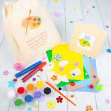 personalised make your own photo frame craft kit