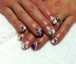 Engaging Nails Design Nails Tips Nails Candy French Tips Gel Nail ...