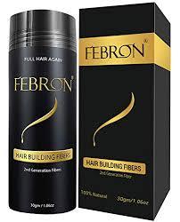 Toppik Color Chart Febron Hair Building Fibers Hair Loss Concealer For