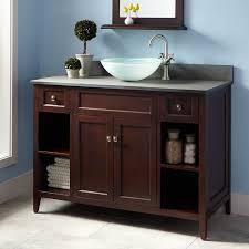 bathroom cabinets for vessel sinks. 48\ bathroom cabinets for vessel sinks