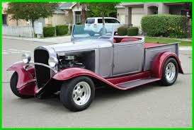 RestoMod 1933 Chevy Pickup Truck Roadster Convertible 350/4Sp Ford 9 ...