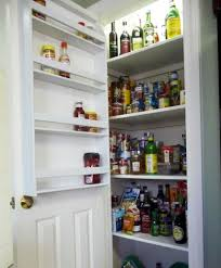 Kitchen Closet Shelving How To Make A Pantry Door Spice Rack Youtube