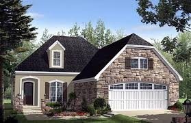 French Country Ranch House Plans Single Story Home Plan French Country Ranch Style House Plans