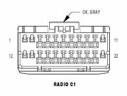 2006 chrysler 300 stereo wiring schematic wirdig