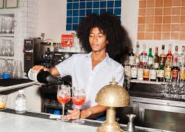 York New Stories Bartender Crazy From