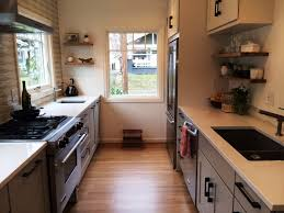 Galley Kitchen Remodel Kitchen Noble Cabinets Along Plus Galley Kitchen Ideas Also In