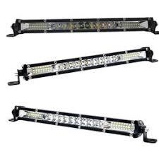 New Ultra-Thin LED Light Bar 20Inch 21