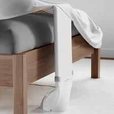 sheet fan bed fan with wireless remote brookstone