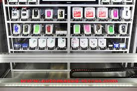 Electronic Vending Machine Locations Impressive How Is An Automated Store Different From A Vending Machine