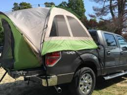 Enjoy the Freedom of a Camping Adventure with Napier's Truck Tent ...