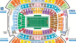 Dkr Texas Memorial Stadium Seating Chart Stadium Seat Flow Charts